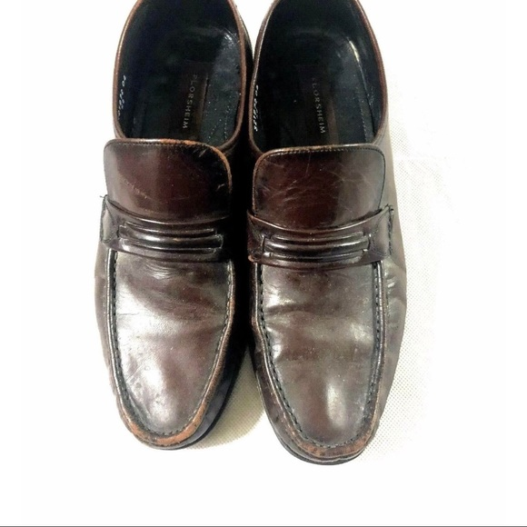 Florsheim Other - Florsheim imperial men's dress shoes brown 10